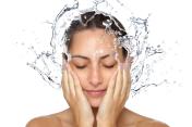 Lavarse bien el rostro